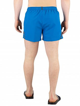 Calvin Klein Imperial Blue Short Drawstring Swim Shorts