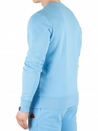 Ellesse Light Blue Anguilla Sweatshirt