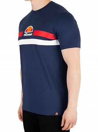 Ellesse Navy Aprel T-Shirt