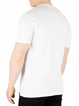 Ellesse White Aprel T-Shirt