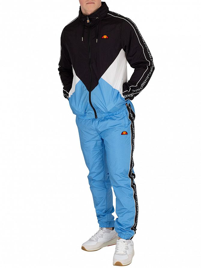 db984ff7bf Details about Ellesse Men's Bandino Track Joggers, Blue