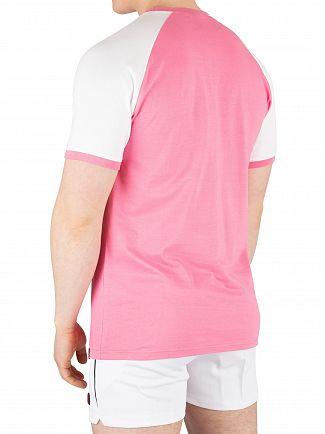 Ellesse Pink Cassina T-Shirt