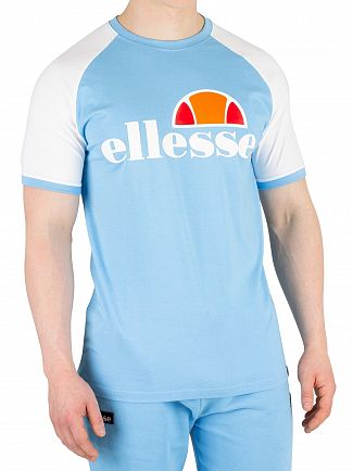 Ellesse Light Blue Cassina T-Shirt