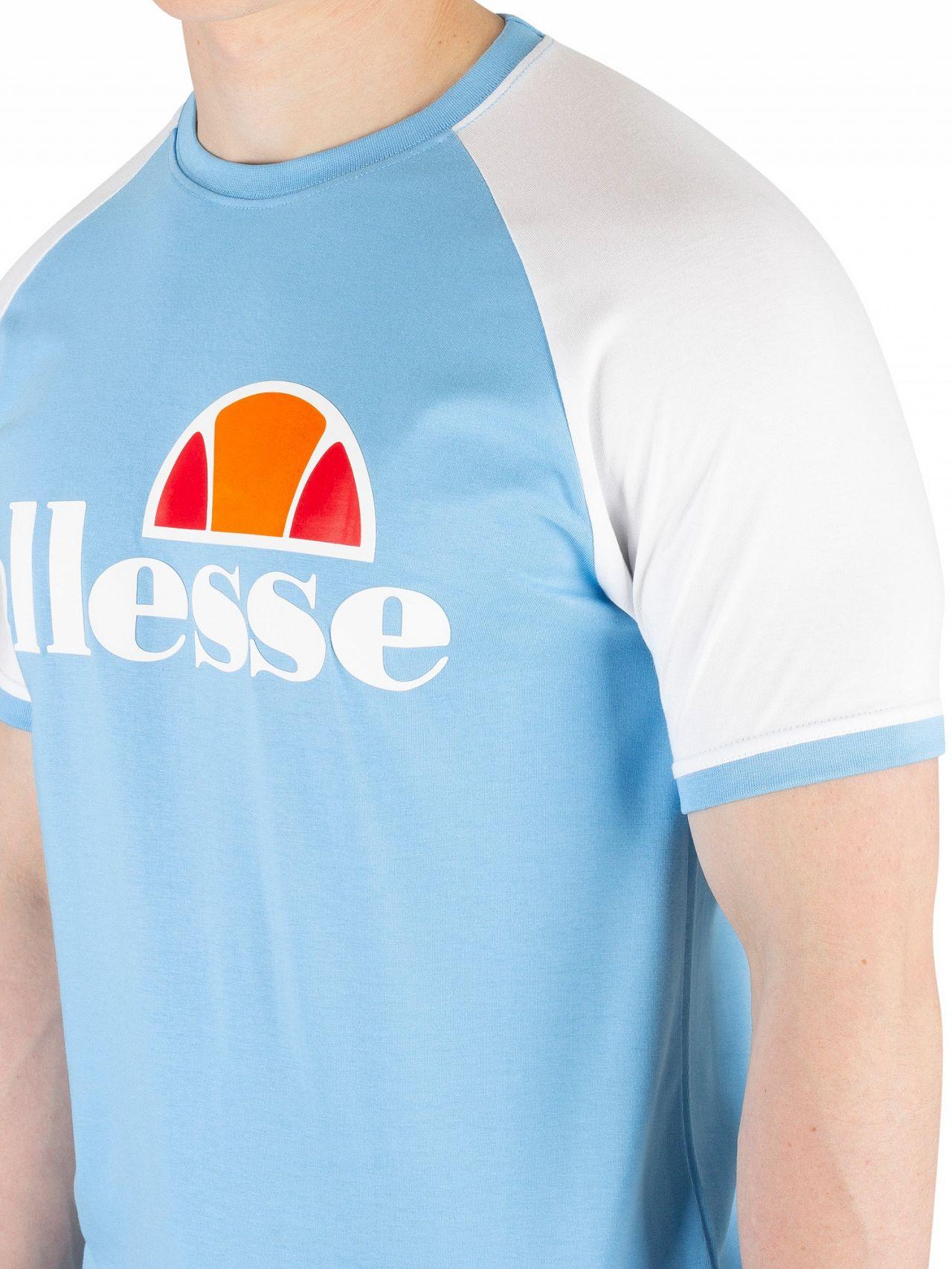 74445611 Ellesse Light Blue Cassina T-Shirt