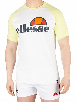 Ellesse Light Yellow Cassina T-Shirt