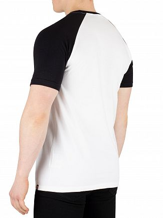 Ellesse Black/White Cassina T-Shirt