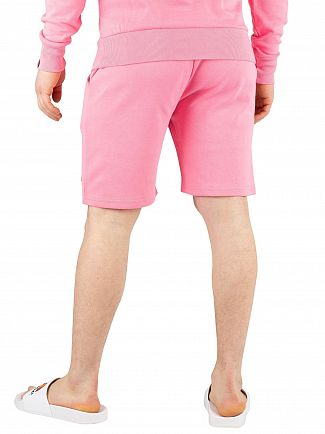 Ellesse Pink Crawford Sweat Shorts