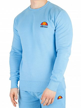 Ellesse Light Blue Diveria Sweatshirt
