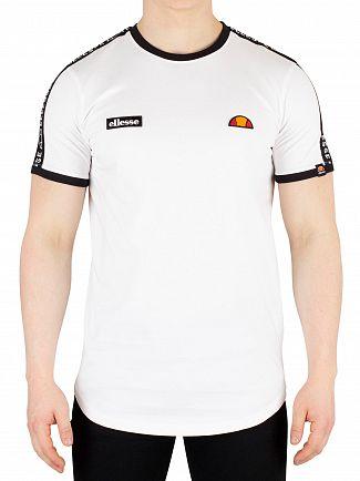 Ellesse White Fede T-Shirt