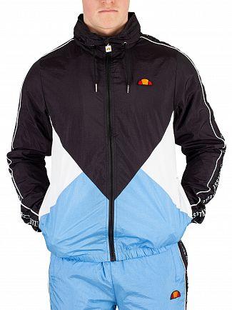 Ellesse Black Lapaccio Track Jacket