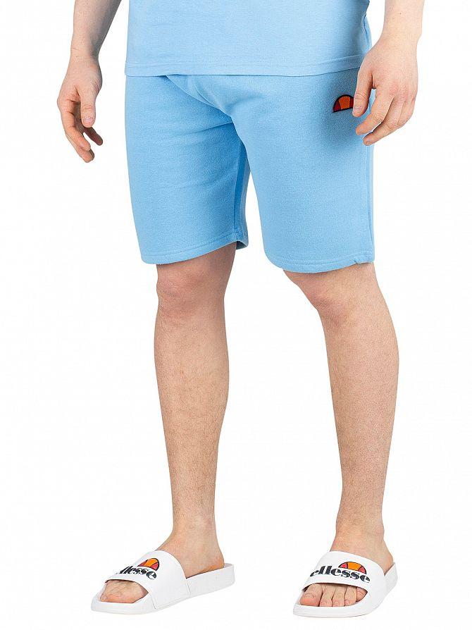 Ellesse Light Blue Noli Sweat Shorts