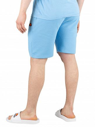 Ellesse Light Blue Noli Sweat Shorts