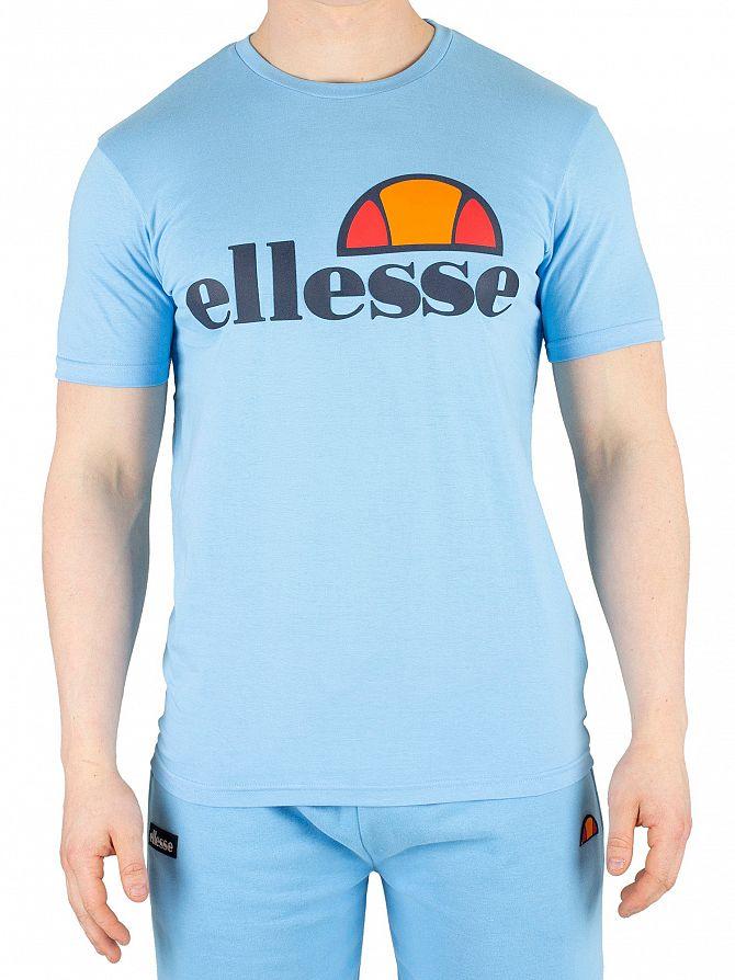 Ellesse Light Blue Prado T-Shirt