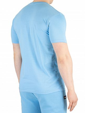 Ellesse Light Blue Prado T-Shirt