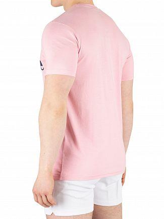 Ellesse Light Pink Prado T-Shirt