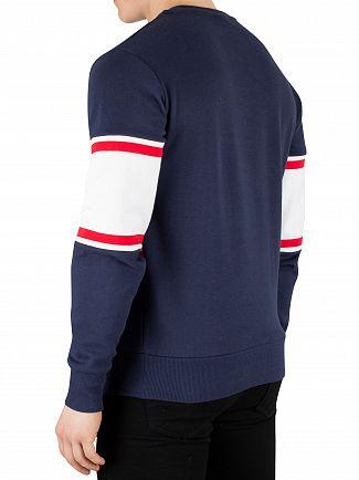 Ellesse Navy Rolda Sweatshirt