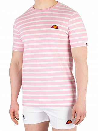 Ellesse Light Pink Sailio T-Shirt