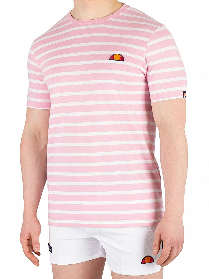 Ellesse Light Pink Sailio T-Shirt