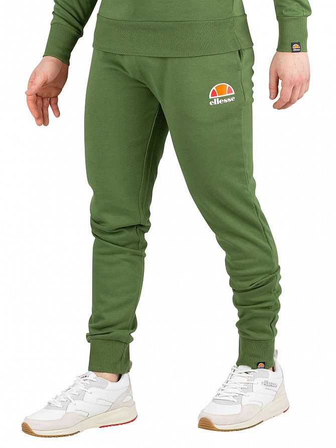 Ellesse Dark Green Seaforth Joggers