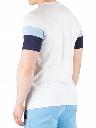 Ellesse White Terria T-Shirt