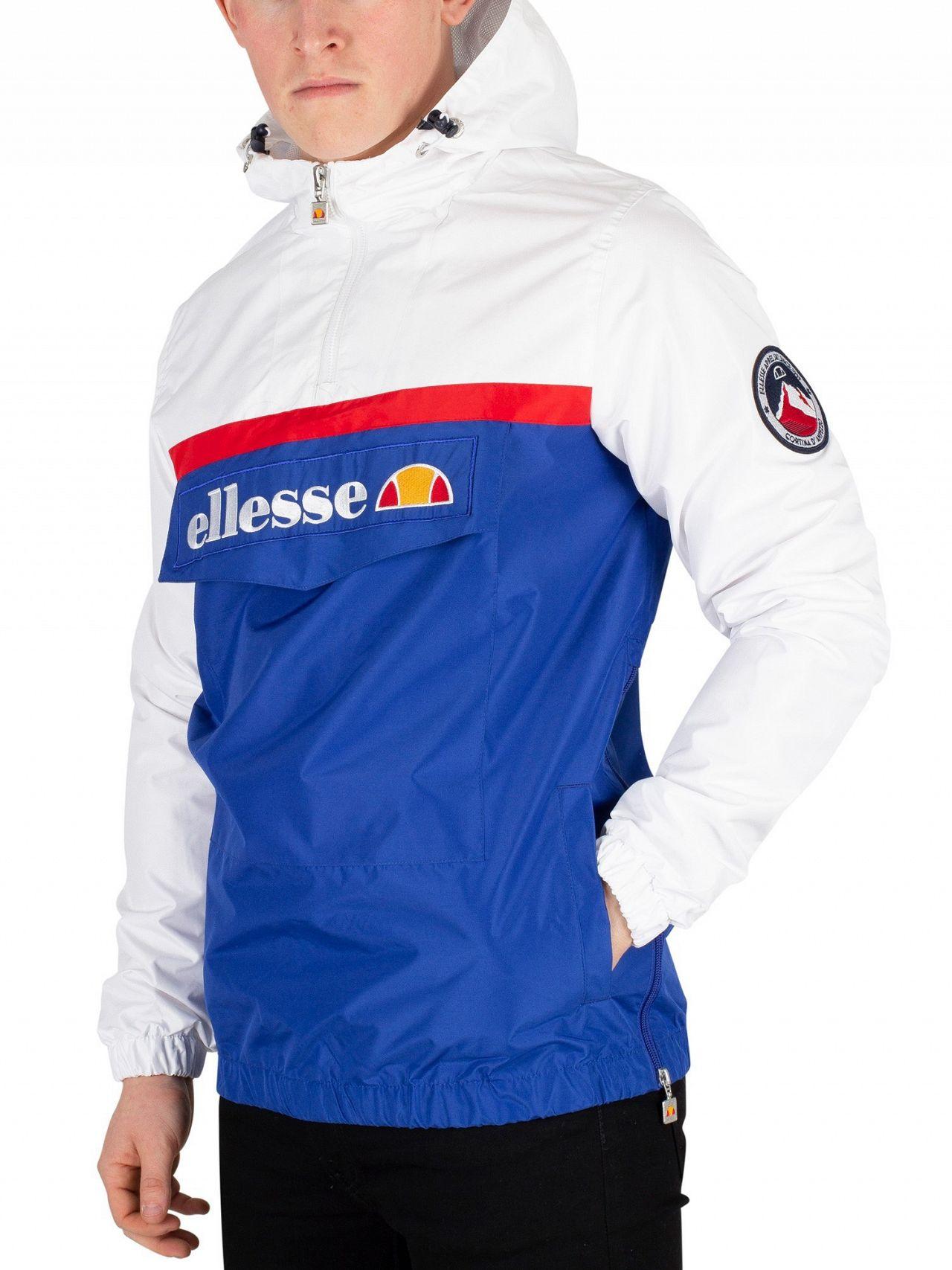 9c869d32 Ellesse White Thano 2 Pullover Jacket