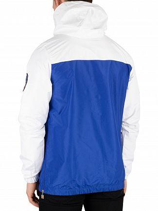 Ellesse White Thano 2 Pullover Jacket
