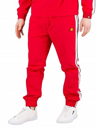 Ellesse Red Typhoon Track Joggers
