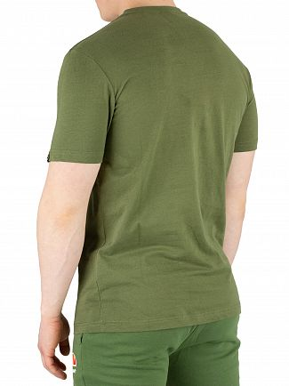 Ellesse Dark Green Voodoo T-Shirt