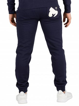 Money Navy Shadow Sig Ape Joggers