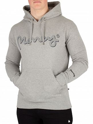 Money Grey Melange Shadow Sig Ape Pullover Hoodie