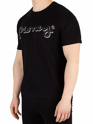 Money Black Shadow Sig Ape T-Shirt