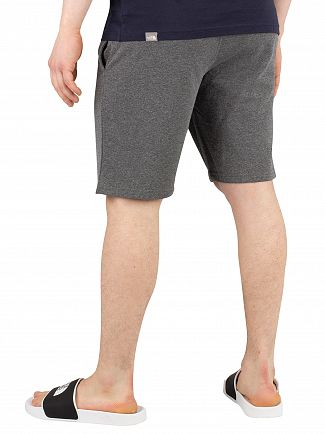The North Face Medium Grey Heather Stand Sweat Shorts