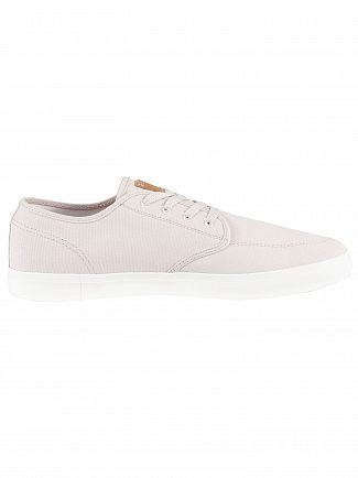 Timberland Light Grey Union Wharf Oxford Trainers