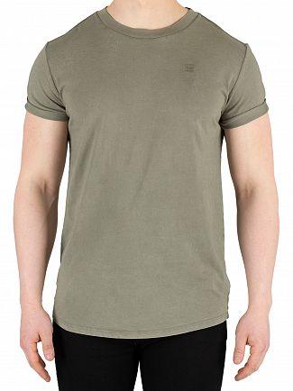G-Star Dark Shamrock Shelo Relaxed T-Shirt