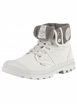 Palladium Vapor/Metal Pallabrouse Baggy Boots