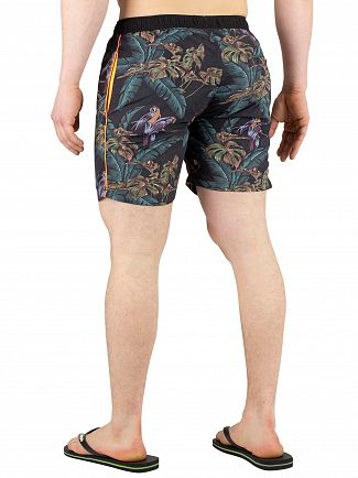 Scotch & Soda Navy Classic Swim Shorts
