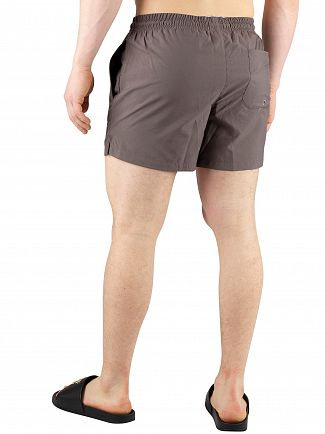 Sik Silk Grey Standard Swim Shorts