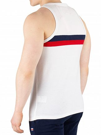 Superdry Optic Tri Colour Vest