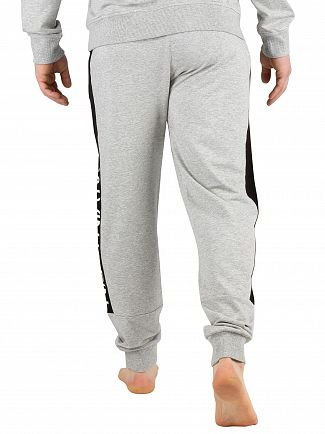Calvin Klein Grey Heather Graphic Joggers