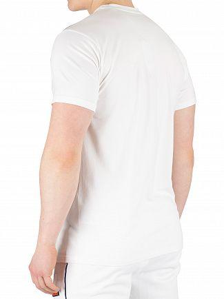 Ellesse White Giniti T-Shirt