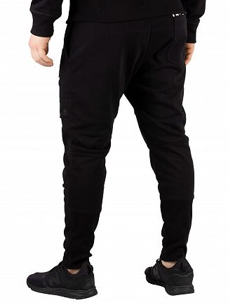 G-Star Dark Black Ore Slim Tapered Joggers