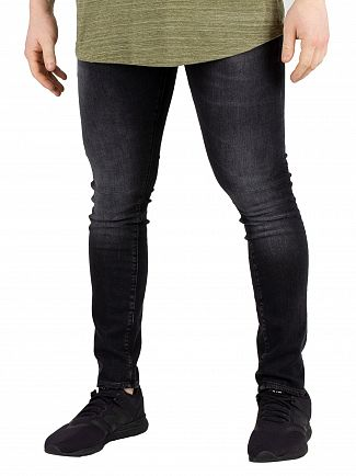 G-Star Medium Aged Grey Revend Skinny Jeans