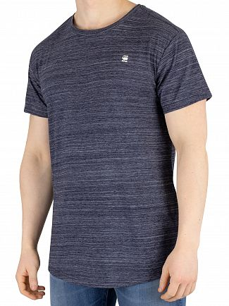 G-Star Sartho Blue Starkon Loose T-Shirt
