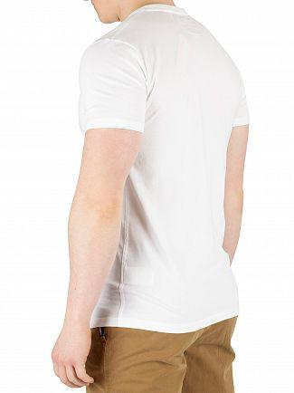 Superdry Optic Orange Label Neon T-Shirt