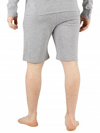 Tommy Hilfiger Grey Heather Logo Sweat Shorts