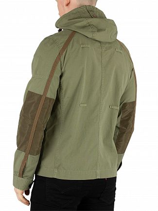 G-Star Sage Grizzer Hooded Overshirt