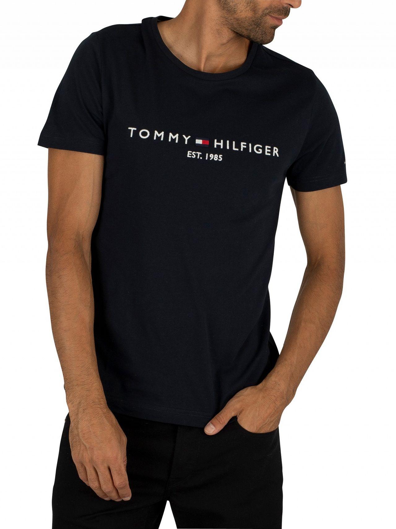 c1432fcc Tommy Hilfiger Sky Captain Logo T-Shirt | Standout