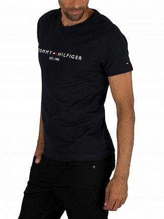 Tommy Hilfiger Sky Captain Logo T-Shirt