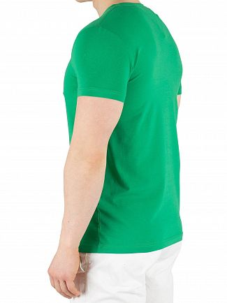 Tommy Hilfiger Jelly Bean Stretch Slim Fit T-Shirt