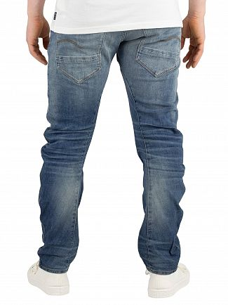 G-Star Worn In Aged Arc 3D Slim Jeans